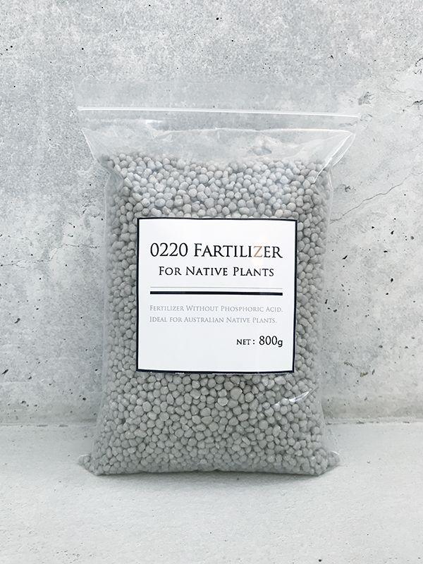 画像1: 乙庭  Fertilizer for Native Plants  (リン酸無配合肥料 800g入) (1)